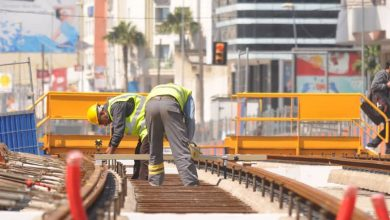 Photo de Colas Rail participera à la construction des deux lignes T3 et T4 du tramway de Casablanca. Elle vient de remporter deux nouveaux contrats.