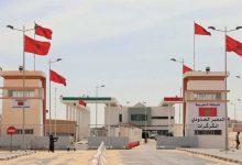 Photo de Inauguration de logements de fonction pour les agents de douane à Guergarate