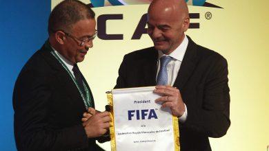 """Photo de Moncef El Yazghi: """"Fouzi Lekjaa à la FIFA, un atout pour l'organisation de la Coupe du monde 2030"""""""