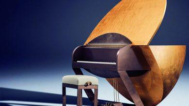Photo de Piano Solis : une œuvre d'art unique au monde