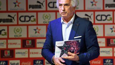 """Photo de Vahid Halilhodžić : """"Beaucoup de journalistes ne m'aiment pas. Je ne les aime pas non plus"""""""