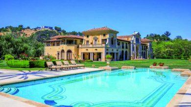 Photo de Villa Firenze : un manoir californien vendu à prix d'or