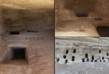 Photo de Egypte : découverte de 250 tombeaux enfouis depuis plus de 4.000 ans
