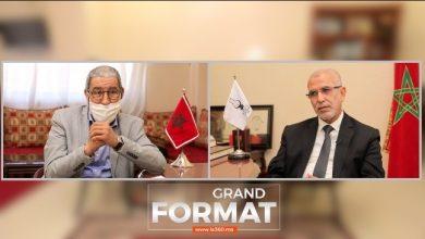 Photo de Grand Format. Slimane El Omrani: «Aucun parti ne peut rivaliser avec le PJD en 2021»
