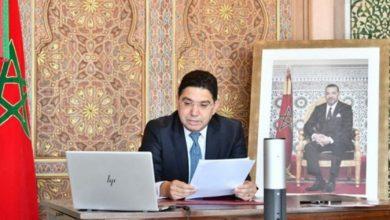 Photo de Le Maroc réitère son rejet catégorique des mesures unilatérales affectant le statut juridique d'Al-Qods Acharif