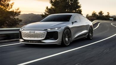 Photo de Le précurseur des voitures de série électriques d'Audi
